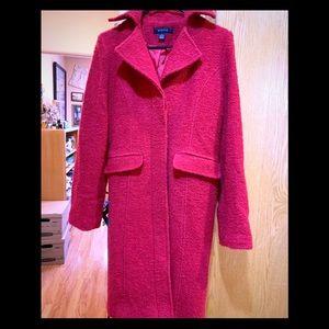 Static Wool Coat